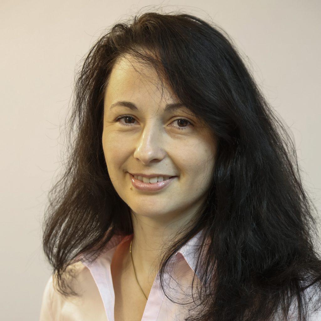 Ing. Andrea MEDŽOVÁ