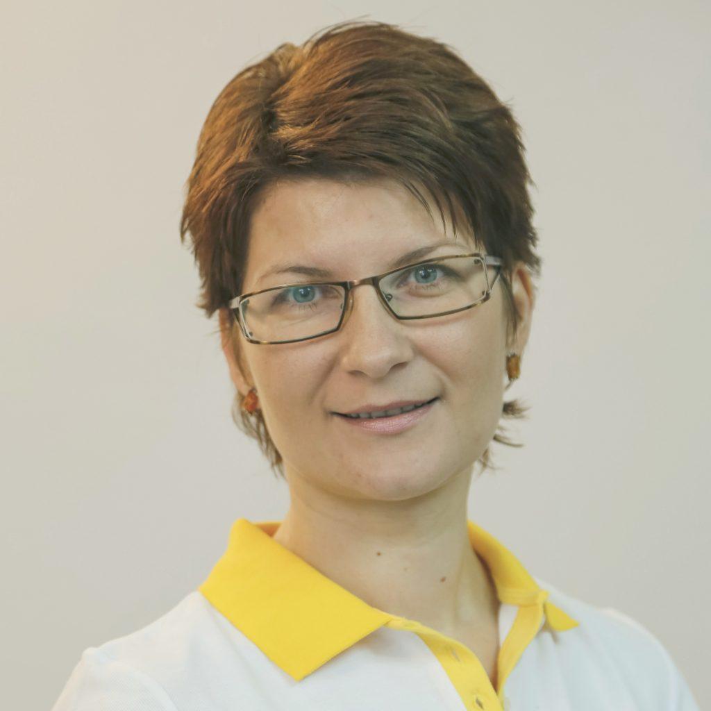 MUDr. Dagmar ŠEFČÍKOVÁ